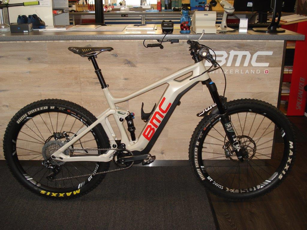 BMC Trailfox AMP ONE 2018