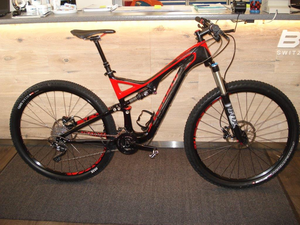 Specialized SJ FSR Carbon Comp