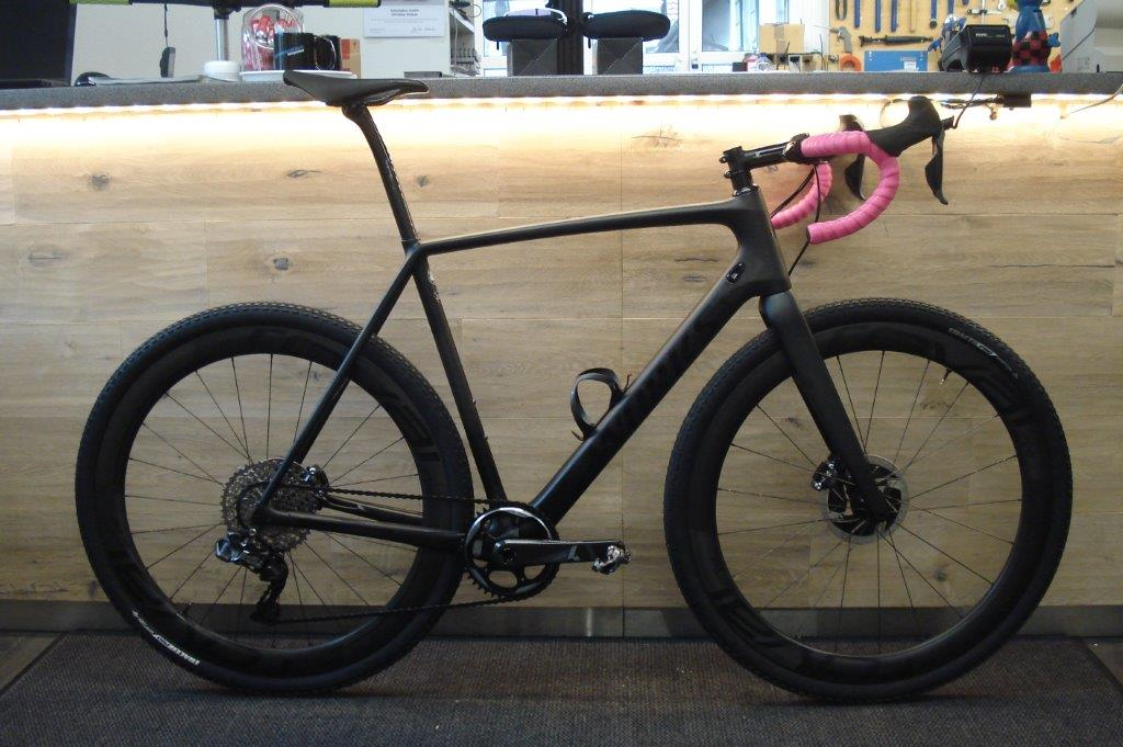 Specialized S Works Crux Carbon