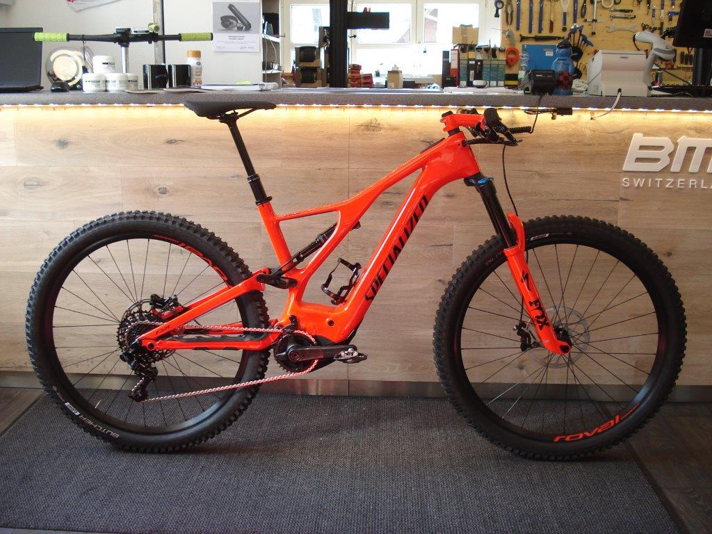 Specialized Levo 01